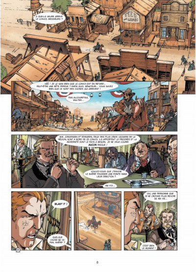 Page 6 western valley tome 1 - chicanas