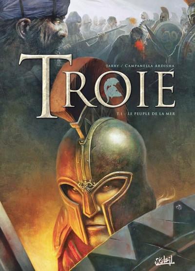 image de Troie tome 1 - le peuple de la mer