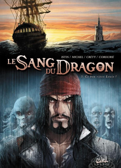 Couverture Le sang du dragon tome 5