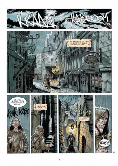Page 1 souvenirs d'un elficologue tome 3 - la lance de Lug