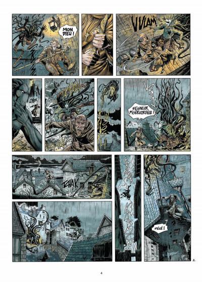 Page 2 souvenirs d'un elficologue tome 3 - la lance de Lug