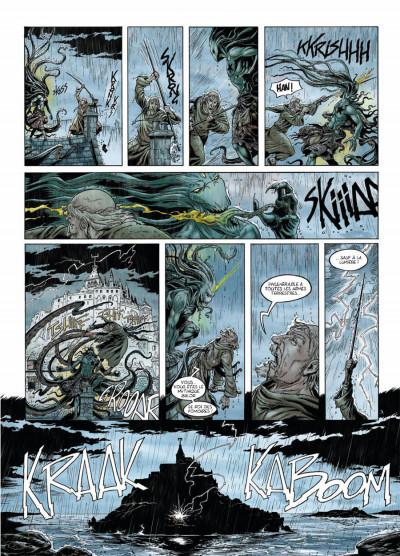 Page 3 souvenirs d'un elficologue tome 3 - la lance de Lug
