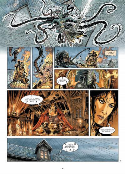 Page 4 souvenirs d'un elficologue tome 3 - la lance de Lug