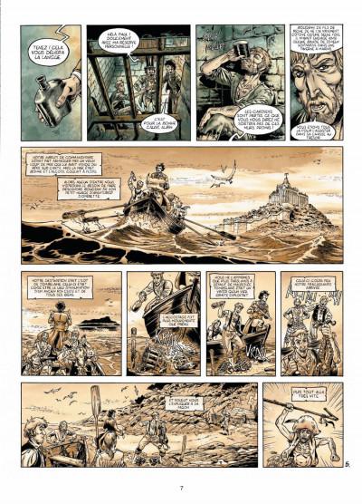 Page 5 souvenirs d'un elficologue tome 3 - la lance de Lug