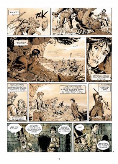 Page 6 souvenirs d'un elficologue tome 3 - la lance de Lug