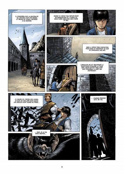 Page 7 Dracula, l'ordre des dragons tome 1 - l'enfance d'un monstre
