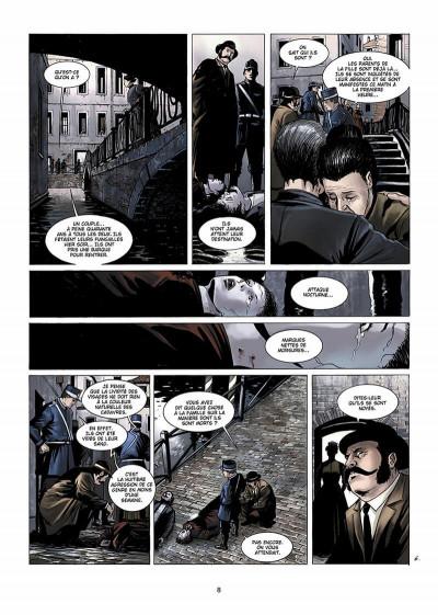 Page 9 Dracula, l'ordre des dragons tome 1 - l'enfance d'un monstre