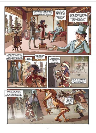 Page 5 Princesse Sara tome 1