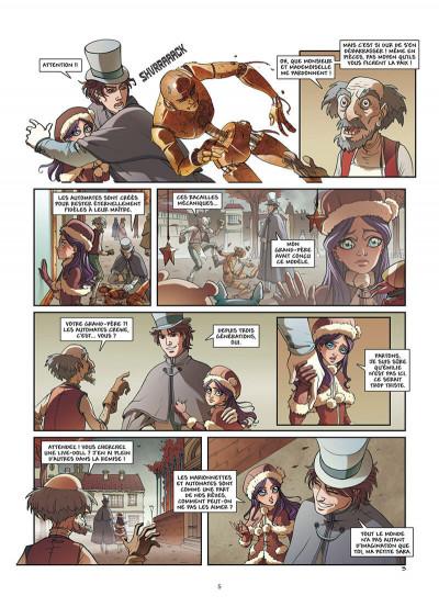 Page 6 Princesse Sara tome 1