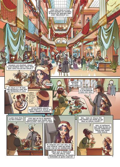 Page 7 Princesse Sara tome 1