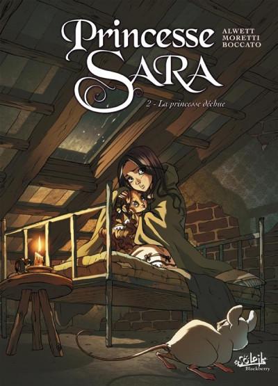 Couverture Princesse Sara tome 2