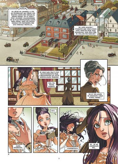 Page 4 Princesse Sara tome 2