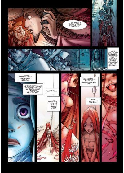 Page 5 sky doll ; doll's factory (nouvelle édition)