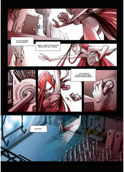 Page 6 sky doll ; doll's factory (nouvelle édition)