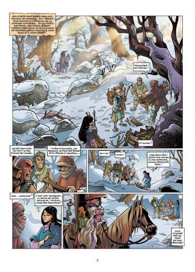 Page 1 Ogres tome 2 - sang maudit !