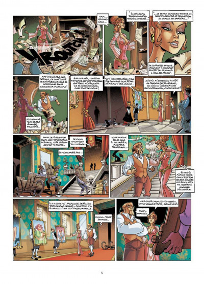 Page 3 Ogres tome 2 - sang maudit !