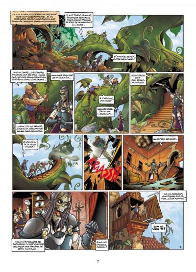 Page 5 Ogres tome 2 - sang maudit !