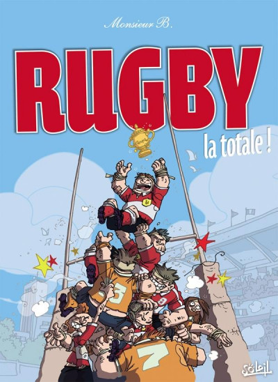 Couverture rugby ; la totale !