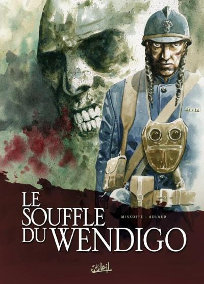 image de le souffle du Wendigo (édition 2011)