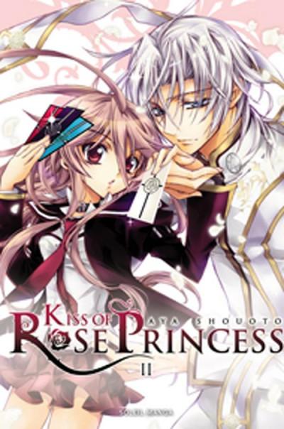 image de kiss of rose princess tome 2