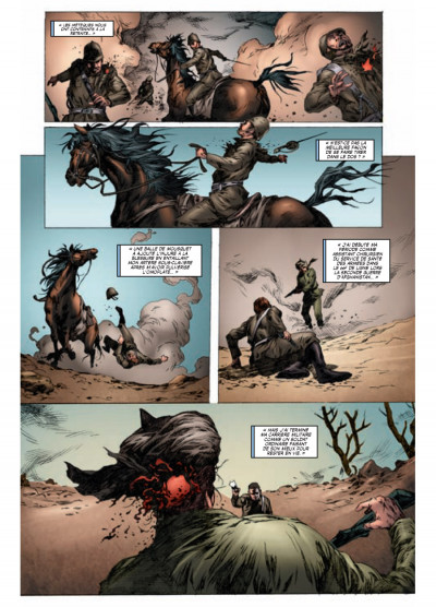 Page 4 Sherlock Holmes - les origines tome 1