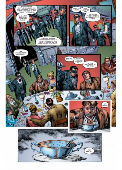 Page 6 Sherlock Holmes - les origines tome 1