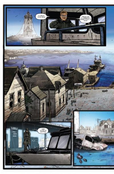 Page 2 raise the dead tome 2 - la fin du commencement