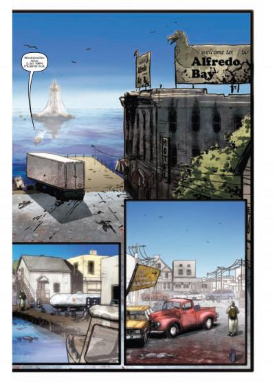 Page 3 raise the dead tome 2 - la fin du commencement