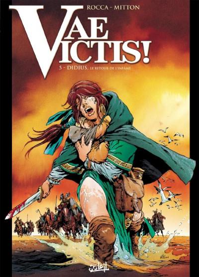 image de vae victis tome 5 - Didius, le retour de l'infâme (édition 2011)