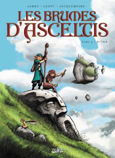 image de Les brumes d'Asceltis tome 5 - Orian