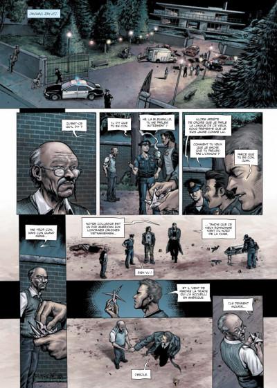 Page 2 la 6ème heure tome 2 - la chute de l'ange