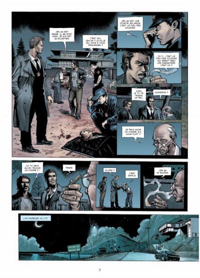 Page 3 la 6ème heure tome 2 - la chute de l'ange