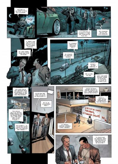 Page 4 la 6ème heure tome 2 - la chute de l'ange
