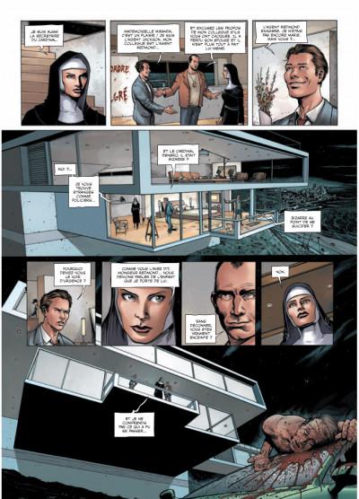Page 6 la 6ème heure tome 2 - la chute de l'ange