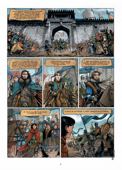 Page 1 L'assassin royal tome 5