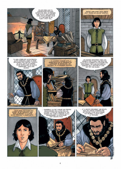 Page 2 L'assassin royal tome 5