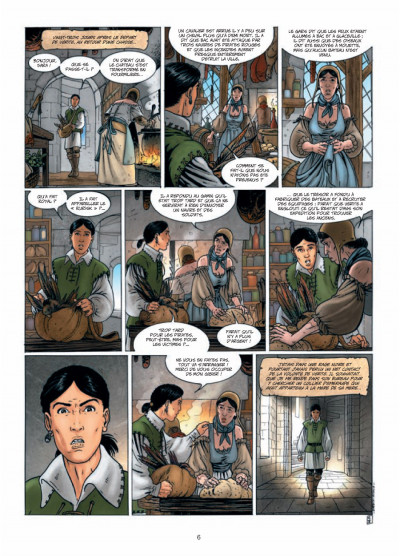 Page 4 L'assassin royal tome 5