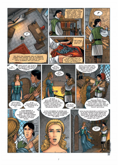 Page 5 L'assassin royal tome 5