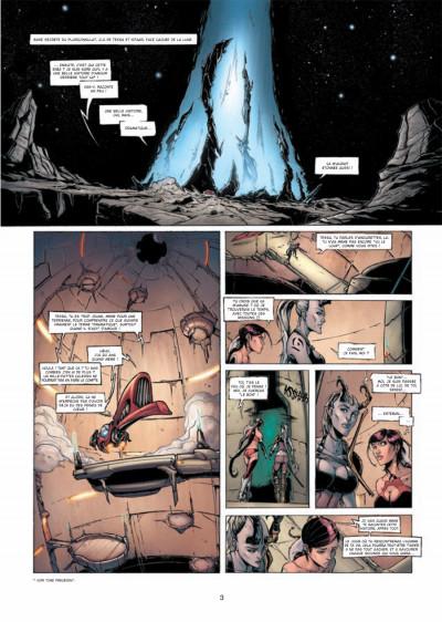 Page 1 42 agents intergalactiques tome 5 - Cal'Han tome 2 - ames soeurs