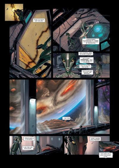 Page 2 42 agents intergalactiques tome 5 - Cal'Han tome 2 - ames soeurs