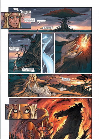 Page 5 42 agents intergalactiques tome 5 - Cal'Han tome 2 - ames soeurs