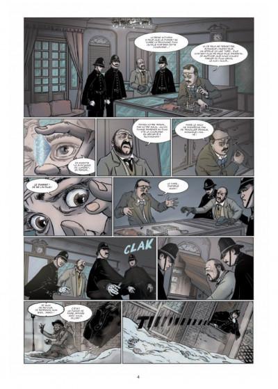 Page 2 le retour de Dorian Gray tome 1 - le sacre d'Invisible Ier