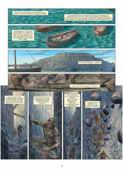 Page 4 Les druides tome 6 - crépuscule