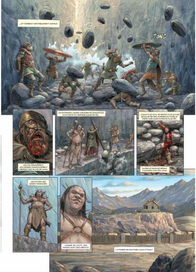 Page 5 Les druides tome 6 - crépuscule