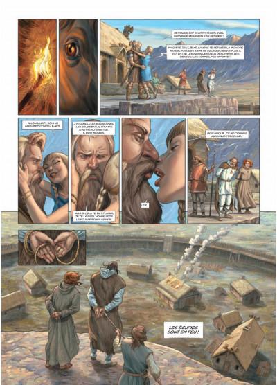 Page 6 Les druides tome 6 - crépuscule