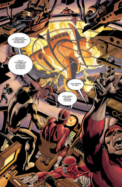 Page 1 Superman / aliens tome 2 - guerre divine