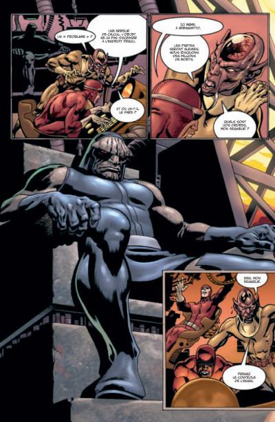Page 2 Superman / aliens tome 2 - guerre divine