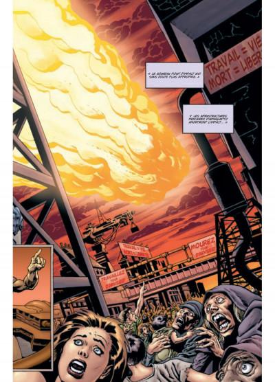 Page 3 Superman / aliens tome 2 - guerre divine