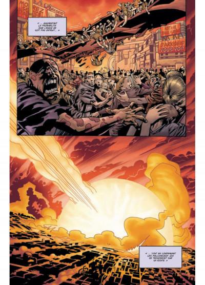 Page 4 Superman / aliens tome 2 - guerre divine