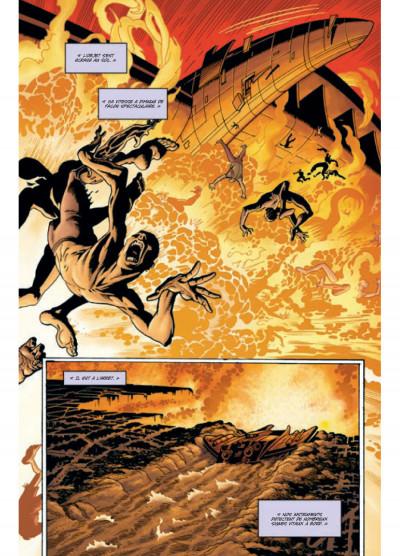 Page 5 Superman / aliens tome 2 - guerre divine